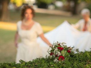 Le mariage de Lindsay et Arsène 2