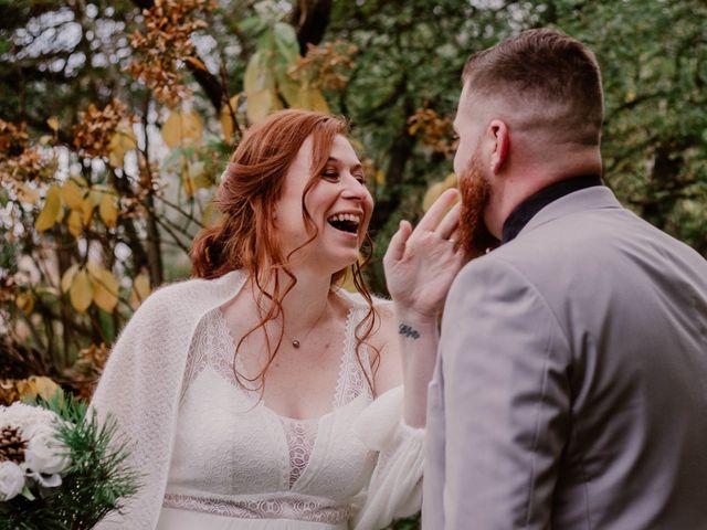 Le mariage de Christelle et Jérôme