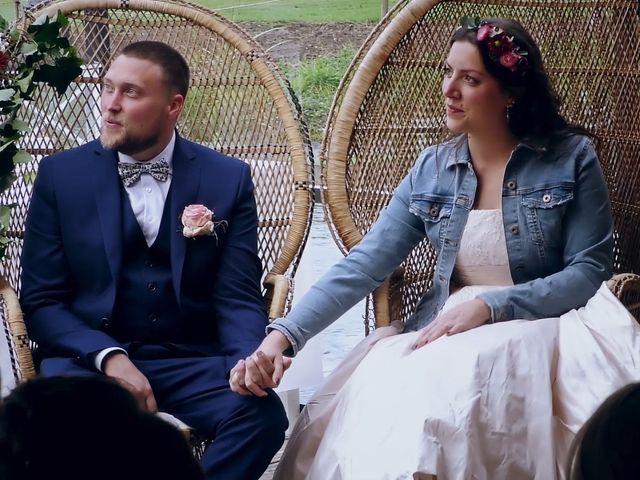 Le mariage de Laura et Alexis à Auvers-sur-Oise, Val-d'Oise 9