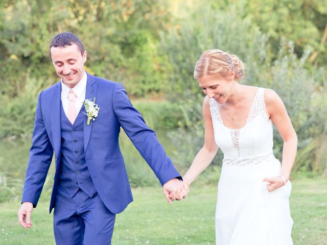 Le mariage de Perrine et Axel