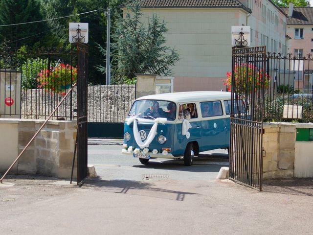 Le mariage de Camille et Loic à Feigneux, Oise 5
