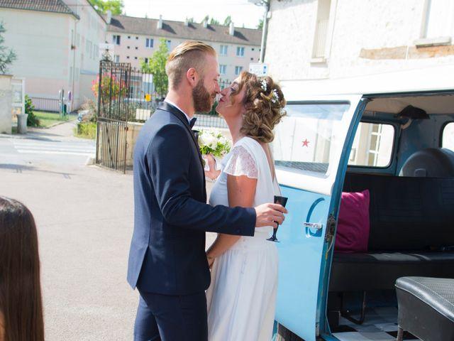 Le mariage de Camille et Loic à Feigneux, Oise 8