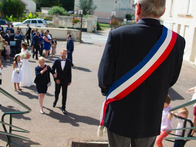 Le mariage de Camille et Loic à Feigneux, Oise 9