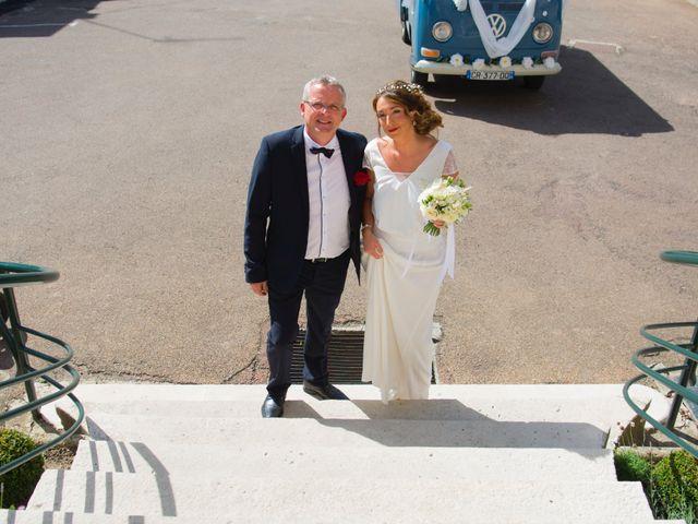 Le mariage de Camille et Loic à Feigneux, Oise 11