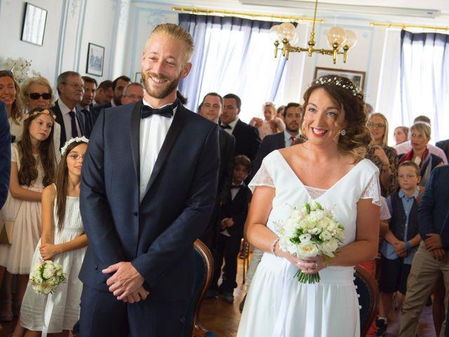 Le mariage de Camille et Loic à Feigneux, Oise 12