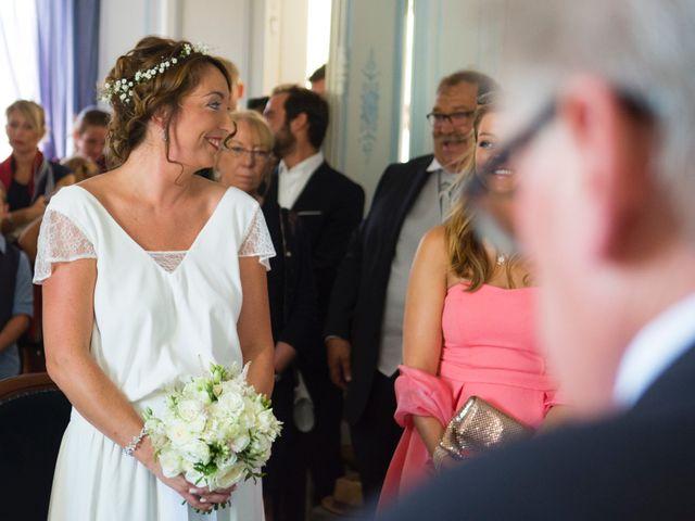 Le mariage de Camille et Loic à Feigneux, Oise 14