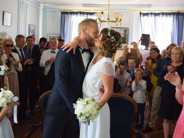 Le mariage de Camille et Loic à Feigneux, Oise 16