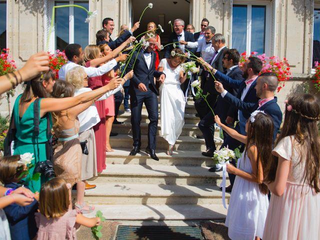 Le mariage de Camille et Loic à Feigneux, Oise 18