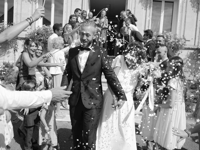 Le mariage de Camille et Loic à Feigneux, Oise 1