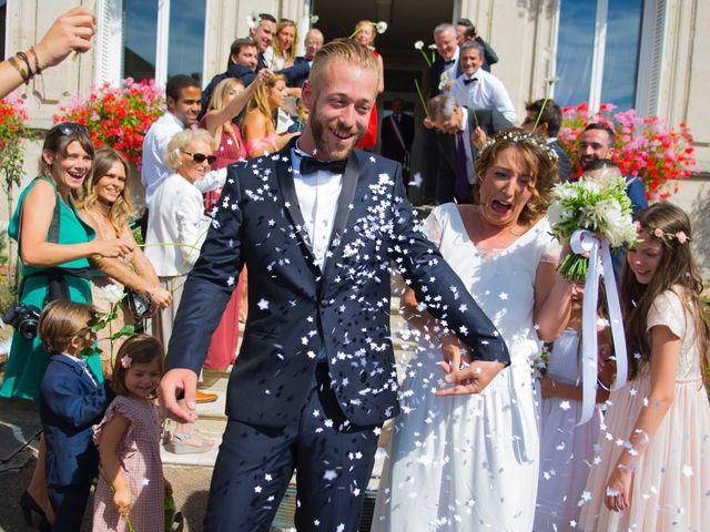 Le mariage de Camille et Loic à Feigneux, Oise 19