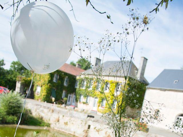 Le mariage de Camille et Loic à Feigneux, Oise 23