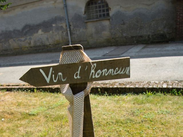 Le mariage de Camille et Loic à Feigneux, Oise 24