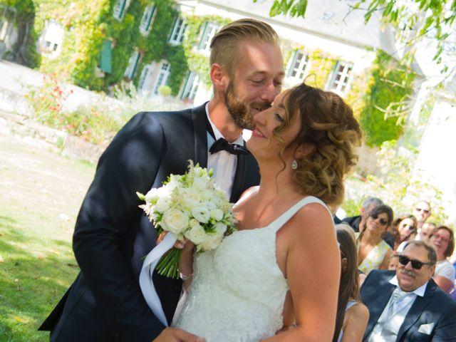 Le mariage de Camille et Loic à Feigneux, Oise 34
