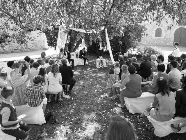 Le mariage de Camille et Loic à Feigneux, Oise 36