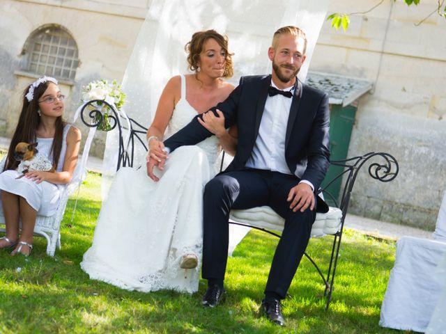 Le mariage de Camille et Loic à Feigneux, Oise 42