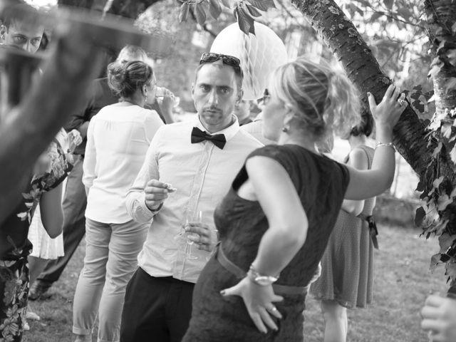 Le mariage de Camille et Loic à Feigneux, Oise 90