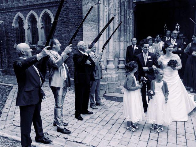 Le mariage de Maxime et Estelle à Anzin-Saint-Aubin, Pas-de-Calais 11