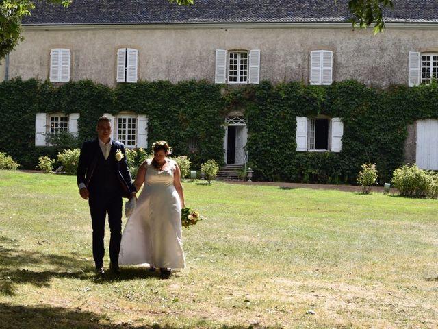 Le mariage de Stéphanie et Florent à Lantignié, Rhône 2