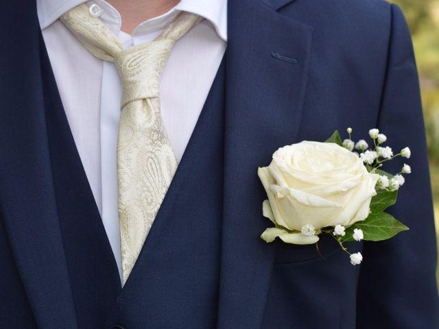 Le mariage de Stéphanie et Florent à Lantignié, Rhône 5