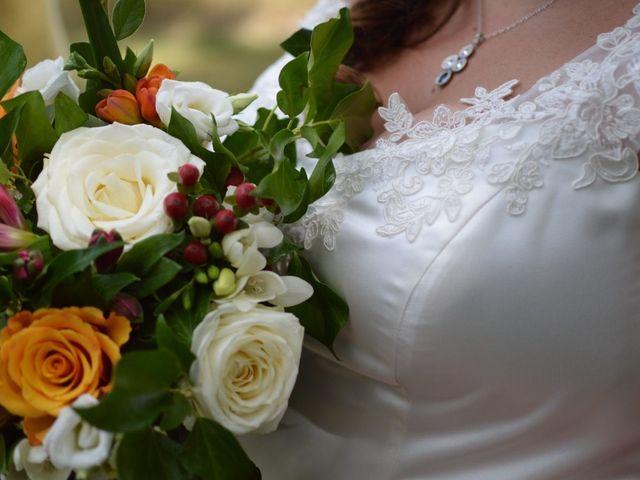 Le mariage de Stéphanie et Florent à Lantignié, Rhône 6