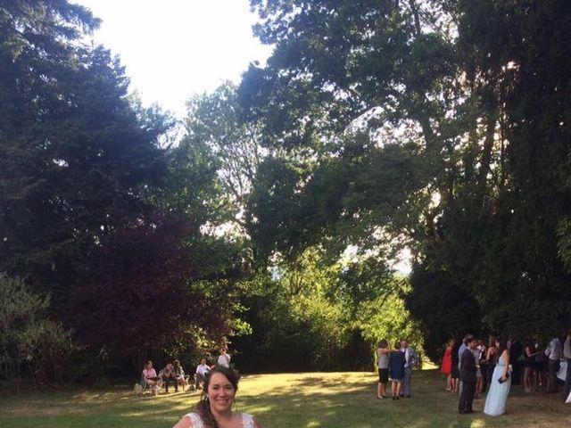 Le mariage de Stéphanie et Florent à Lantignié, Rhône 7