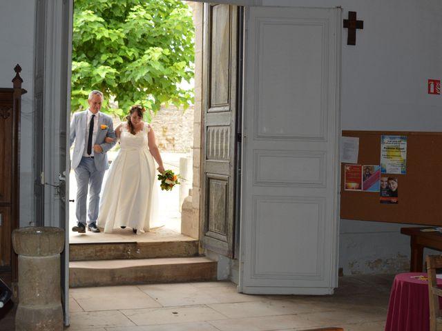 Le mariage de Stéphanie et Florent à Lantignié, Rhône 12
