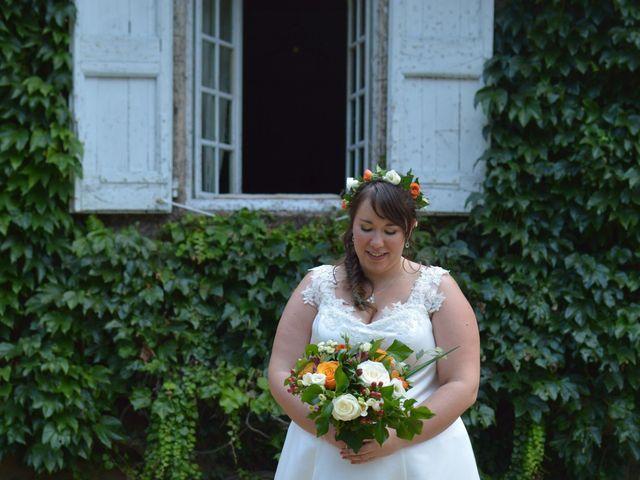 Le mariage de Stéphanie et Florent à Lantignié, Rhône 1