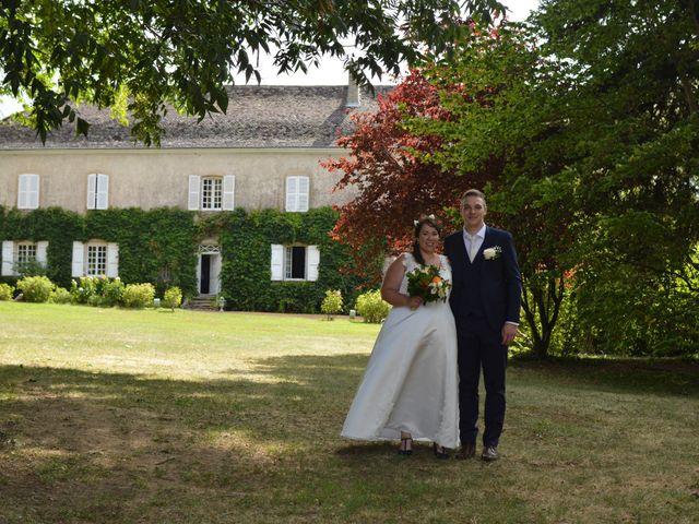Le mariage de Stéphanie et Florent à Lantignié, Rhône 18