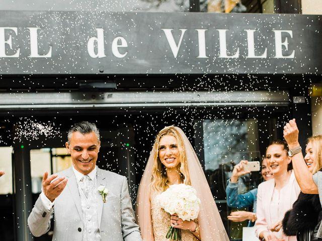 Le mariage de Samy et Séverine à Cannes, Alpes-Maritimes 38