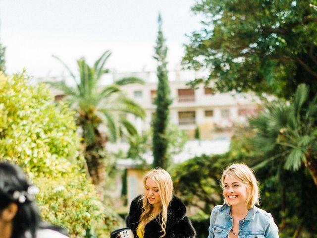 Le mariage de Samy et Séverine à Cannes, Alpes-Maritimes 52