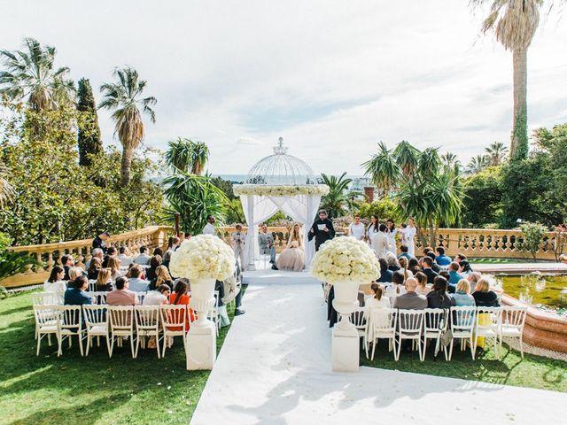 Le mariage de Samy et Séverine à Cannes, Alpes-Maritimes 57