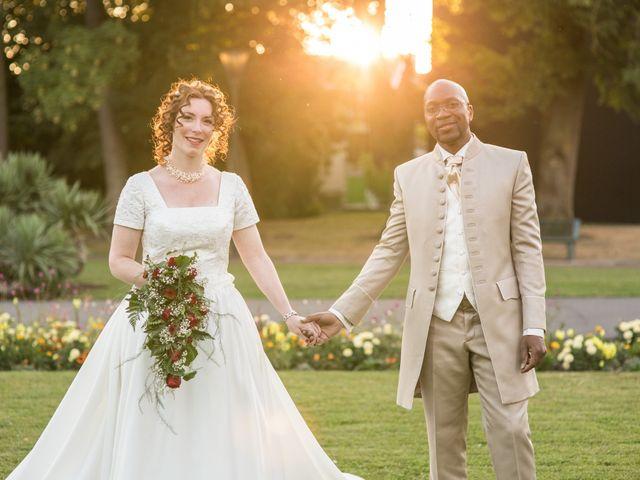Le mariage de Lindsay et Arsène