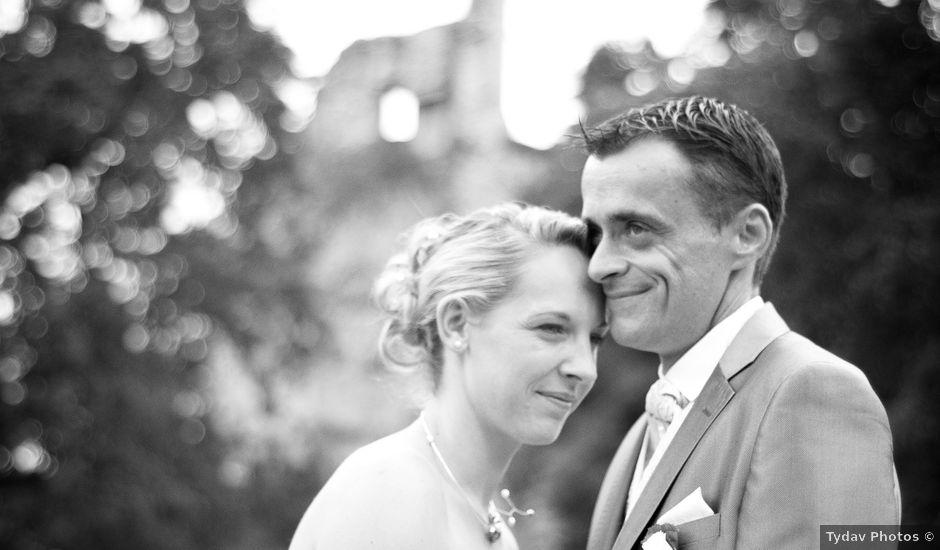 Le mariage de Gweltaz et Emmanuelle à Mézières-sur-Couesnon, Ille et Vilaine