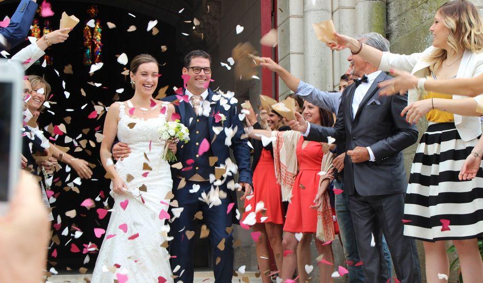 Le mariage de Arthur et Solenne à Aizenay, Vendée