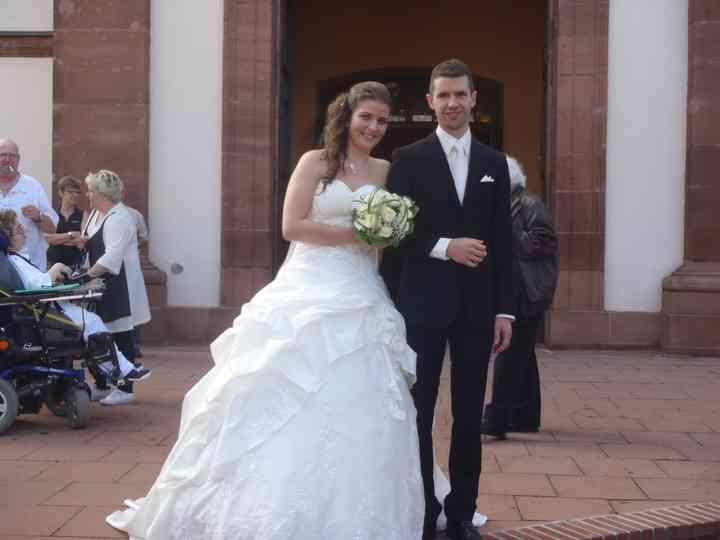 Le mariage de Roxane et Jonathan