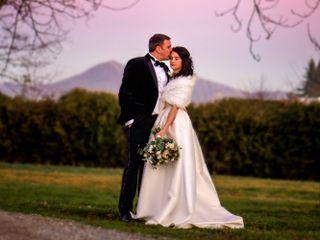 Le mariage de Verity et Russell