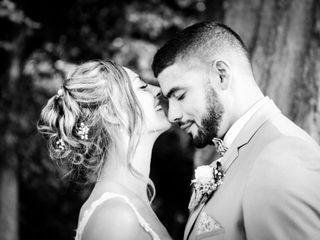 Le mariage de Nadège et Cyril