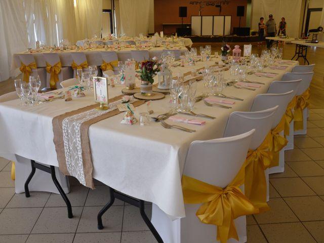 Le mariage de Guillaume et Camille à Montreuil-Bellay, Maine et Loire 1