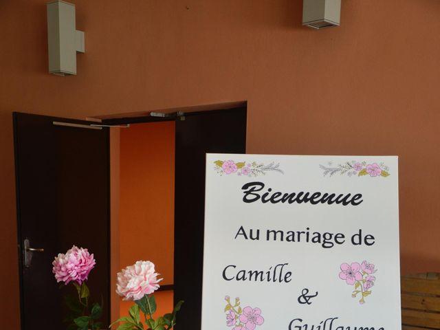 Le mariage de Guillaume et Camille à Montreuil-Bellay, Maine et Loire 5