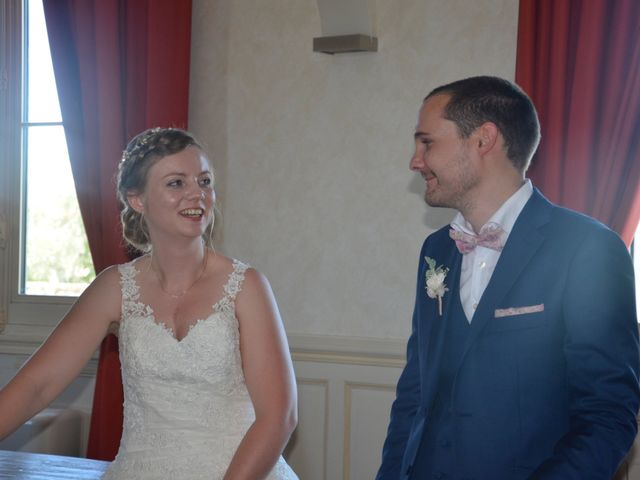 Le mariage de Camille et Guillaume