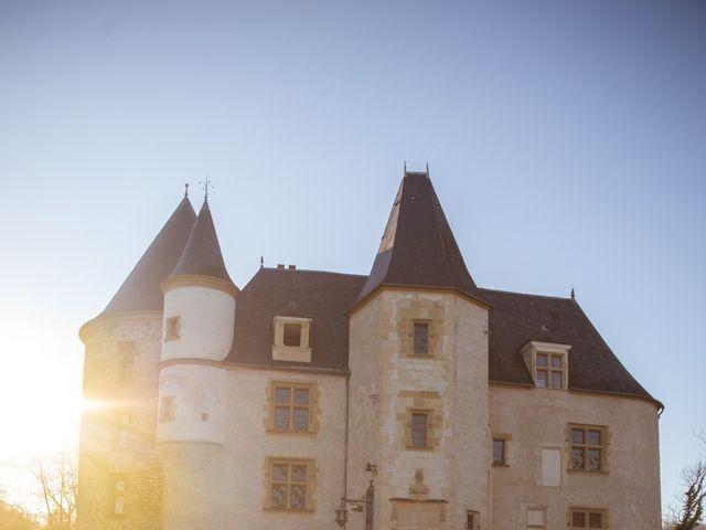 Le mariage de Russell et Verity à Saint-Martory, Haute-Garonne 17