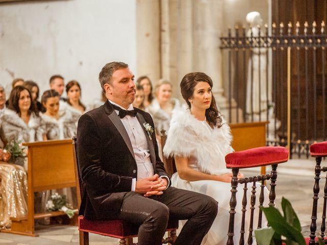 Le mariage de Russell et Verity à Saint-Martory, Haute-Garonne 27