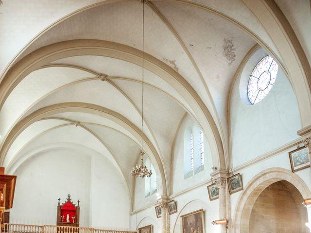 Le mariage de Russell et Verity à Saint-Martory, Haute-Garonne 29
