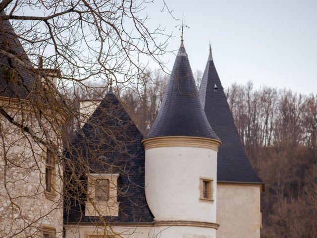 Le mariage de Russell et Verity à Saint-Martory, Haute-Garonne 37