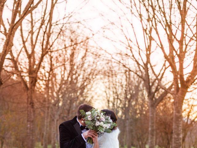 Le mariage de Russell et Verity à Saint-Martory, Haute-Garonne 44