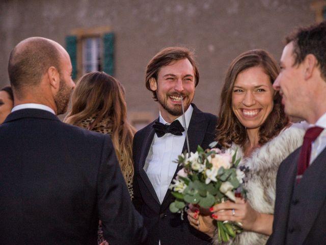 Le mariage de Russell et Verity à Saint-Martory, Haute-Garonne 45