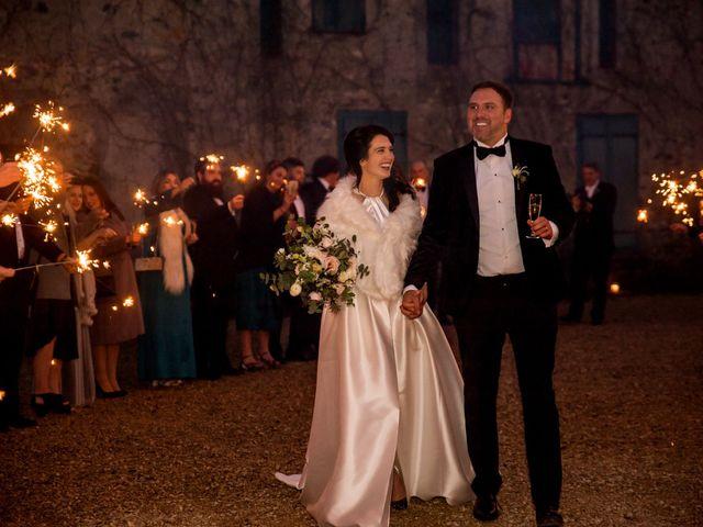 Le mariage de Russell et Verity à Saint-Martory, Haute-Garonne 47
