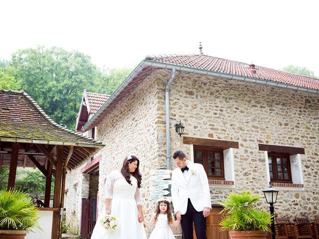 Le mariage de Mathieu et Céline à Saint-Germain-sur-Morin, Seine-et-Marne 6