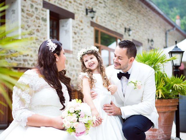 Le mariage de Mathieu et Céline à Saint-Germain-sur-Morin, Seine-et-Marne 7