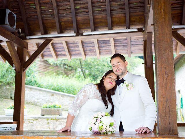 Le mariage de Mathieu et Céline à Saint-Germain-sur-Morin, Seine-et-Marne 9